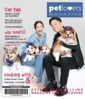 Petlovers Magazine Cover